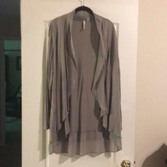 New York & Company Sweaters - Flyaway Cardigan/jacket